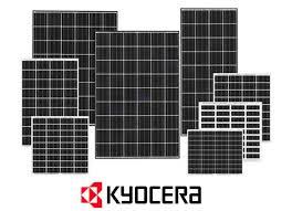 Kyocera napelem minden méretben akciós áron